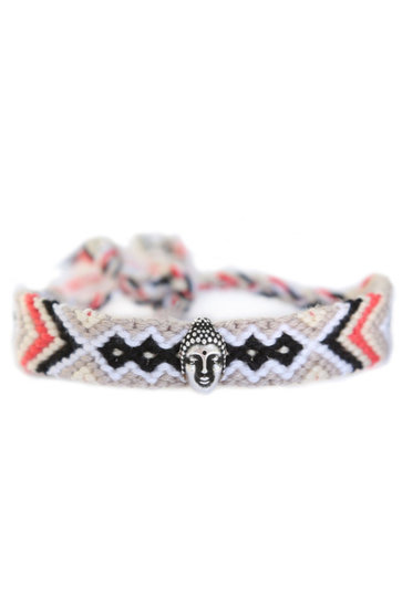 Armbandje Cotton No. 4