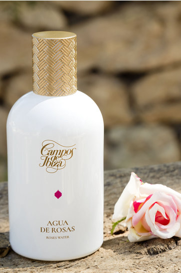 Eau De Toilette Agua De Rosas