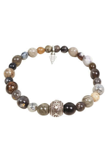 Men's Bracelet Clearwater Brown
