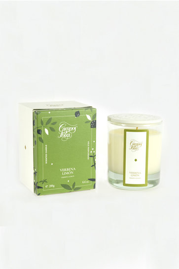 Scented candle Verveine Limon