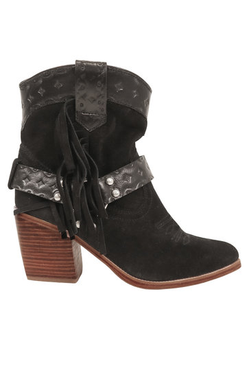 Botines Dixie Black