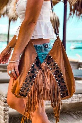 Tasche Maya Cognac