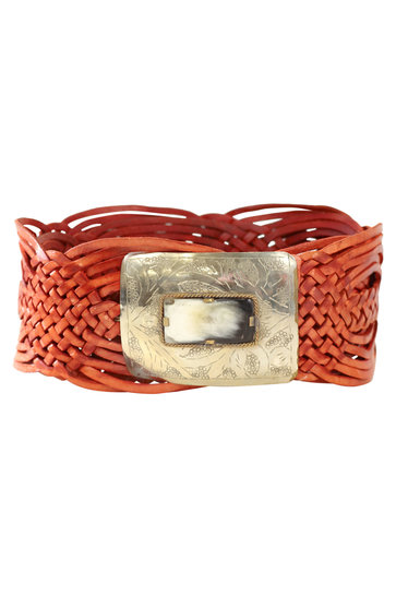 Riem Marrakesh Rectangle Cognac