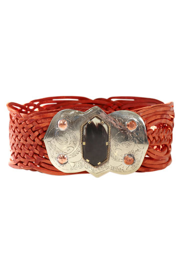 Belt Marrakesh Boho Cognac