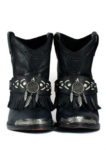 Ankle boots Dark West Indi Black
