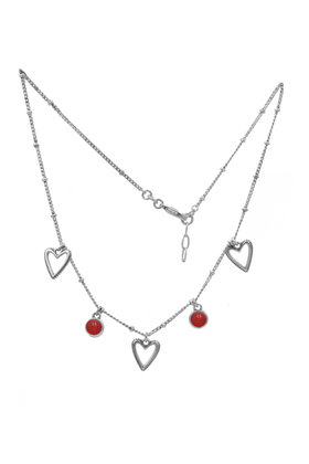 Necklace Carmen Pampill Silver
