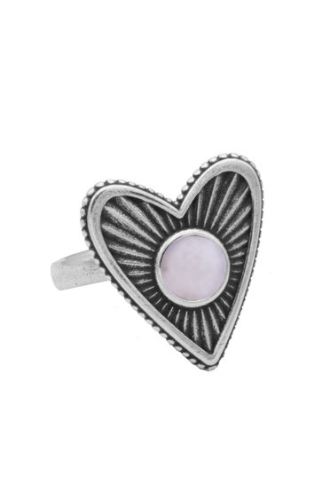 Ring Empierre Heart Rose