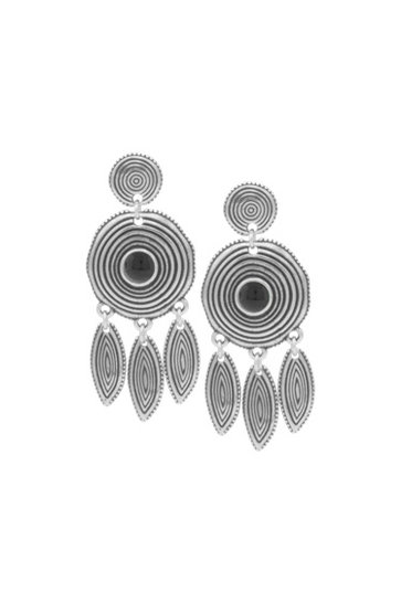 Earrings Dune Rever Silver