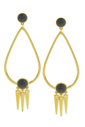 Earrings Riviera Pampilles Gold