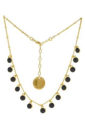 Necklace Riviera Pampilles Gold