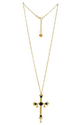 Necklace Riviera Croix Gold