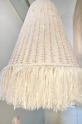 Grass Lampshade White