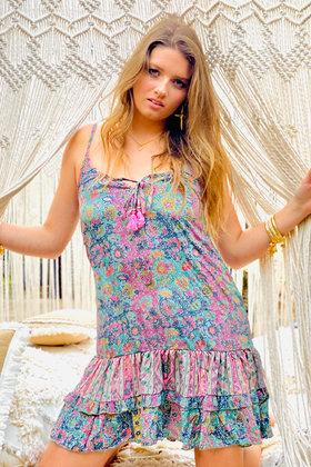 Short Dress Tara Pink fever