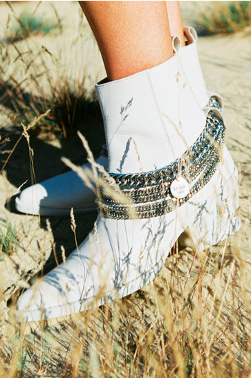 Ankle boots Jukeson Off White