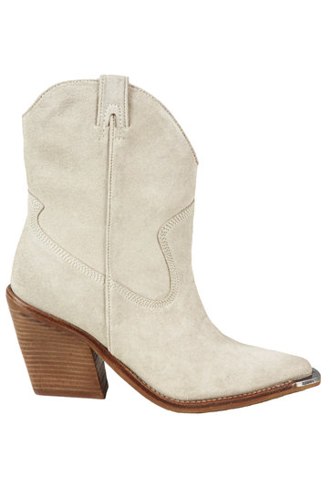 Ankle boots New-Kole Ivory