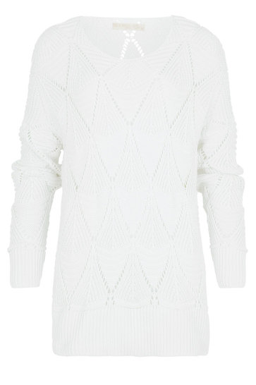 Sweater Cordoba White