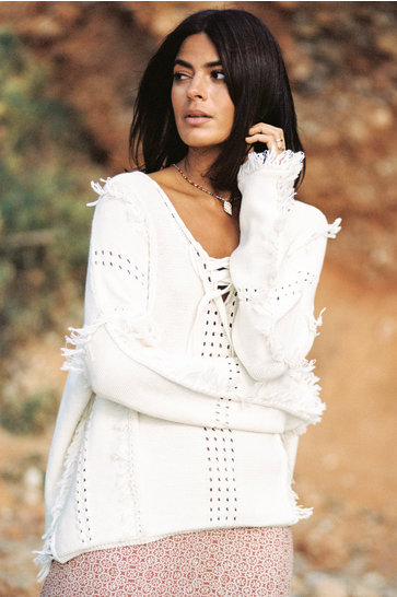 Sweater Cuenca Cream