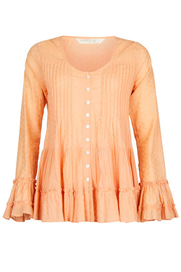 Blouse Almeria Orange