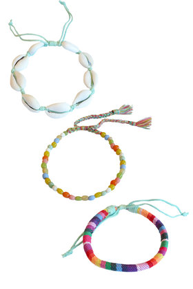 Armbanden Set Lima Multi