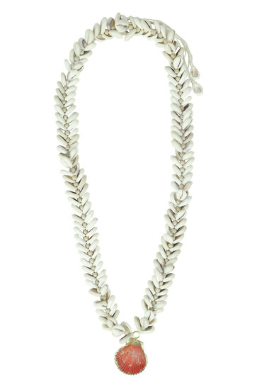 Necklace Islamorada Long Natural