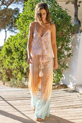 Trousers Shayda Peach