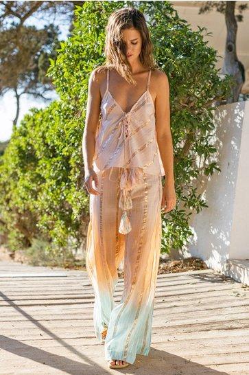 Pantalón Shayda Peach