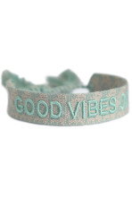Bracelets Set Good Vibes Mint