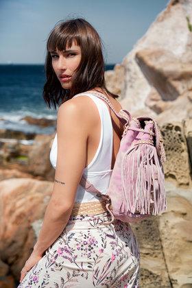Backpack Summer Kamo Pink