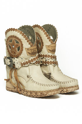 Boots Nora Tribal Ivory