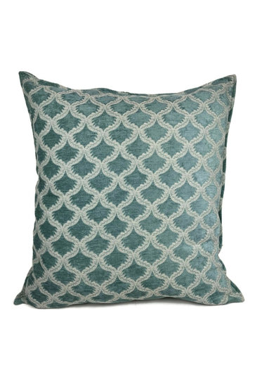 Throw pillow Brocant Vintage Mint 70x70cm