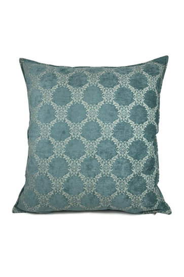 Throw pillow Baroque Vintage Mint 70x70cm