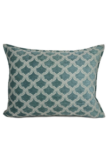 Throw pillow Brocant Vintage Mint 50x70cm