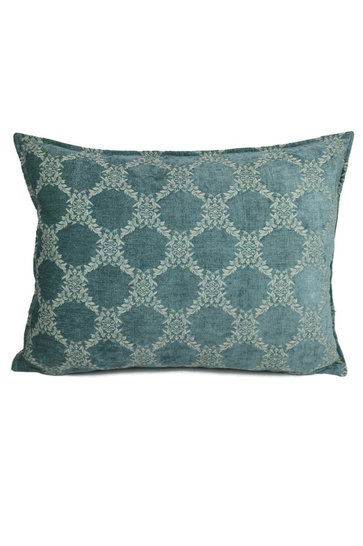 Throw pillow Baroque Vintage Mint 50x70cm