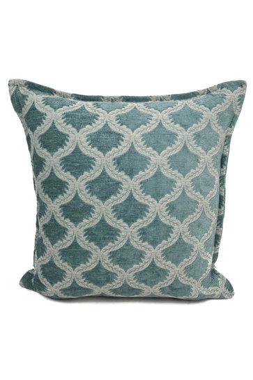 Throw pillow Brocant Vintage Mint 45x45cm