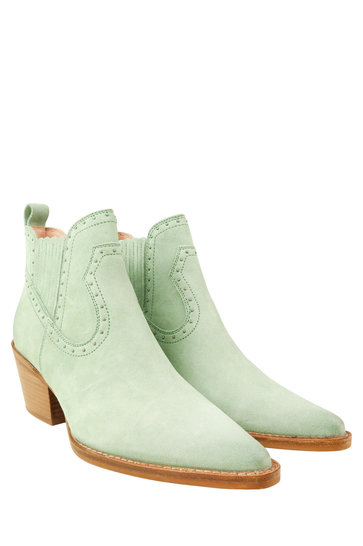Ankle boots Jukeson Mint