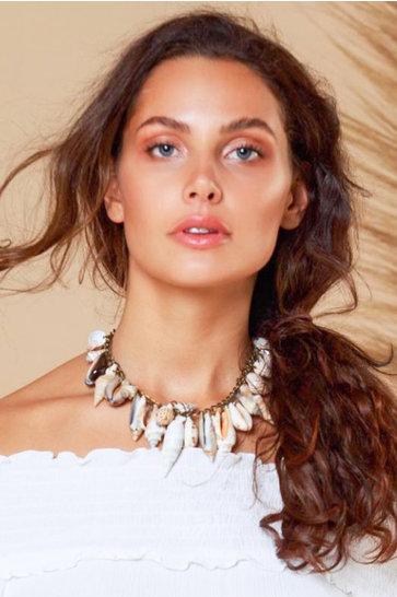 Necklace Talamanca Bronze