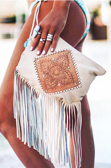 Clutch Bella Cream