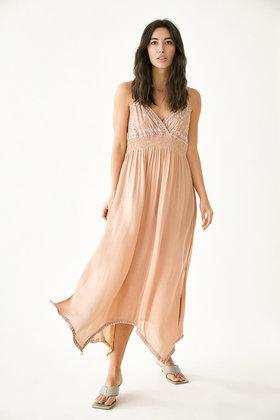 Maxi Dress Gaben Blush