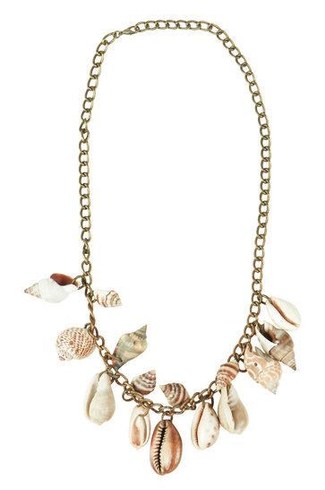 Halskette Talamanca Bronze