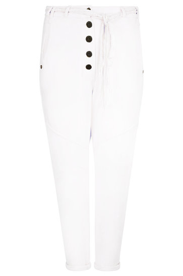 Pants Jogging Tira White