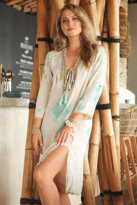 Tunic Indy Summer Breeze White