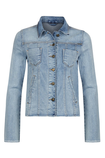 Denim jacket Liva Jeans