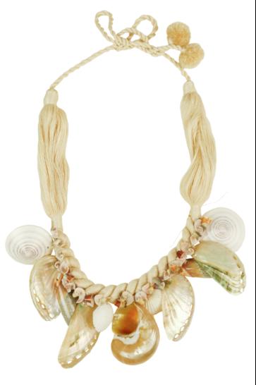 Necklace Tahira White