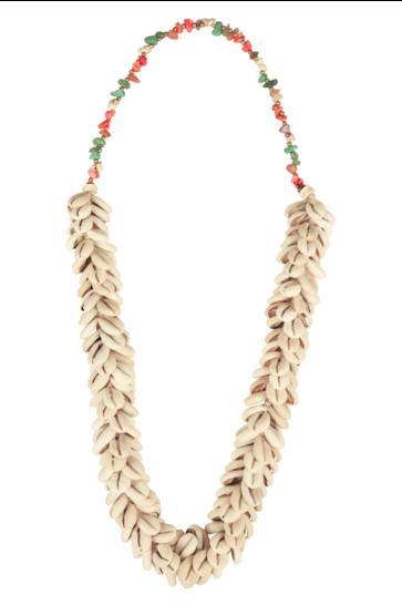Necklace Key Lang Multi