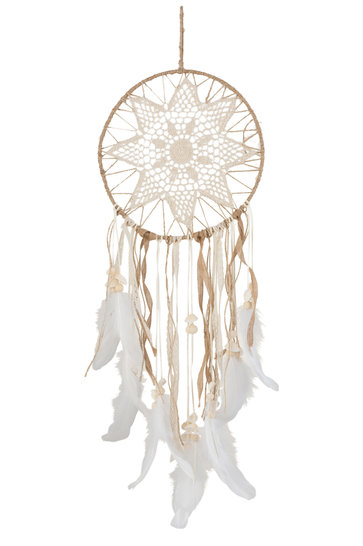 Dreamcatcher Feathers Natural