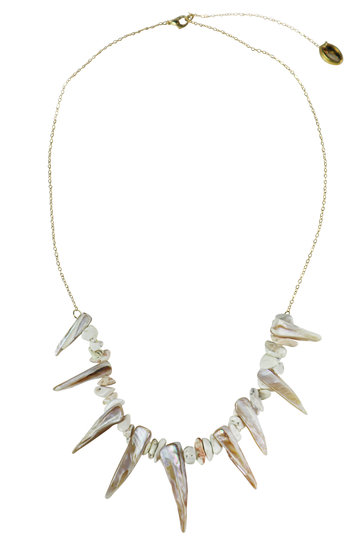 Necklace Napoli Ivory