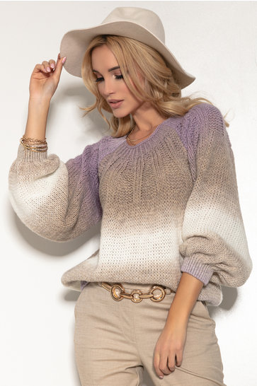Pullover Kayla Taupe
