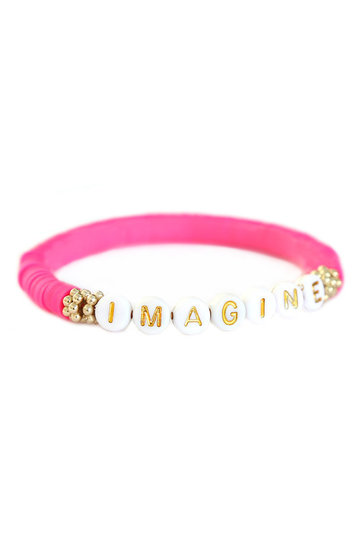 Armband Summer Imagine Roze