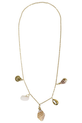 Necklace Sicily Long Gold