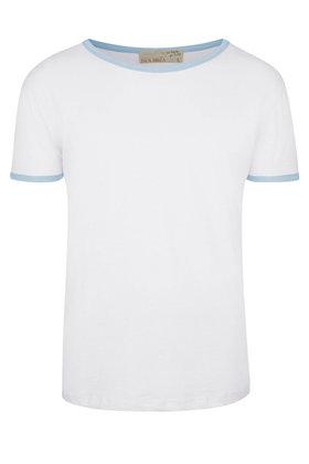 Herren T-Shirt Sky White